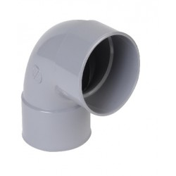"""Coude PVC 87° NICOLL""""CH88""""..."""