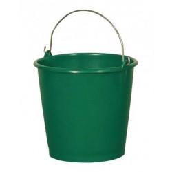 Seau de ménage vert anse...