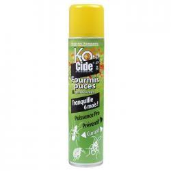 Laque anti fourmis et puces...