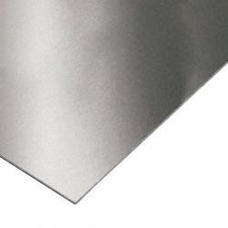 Tôle plane aluminium de 2m...