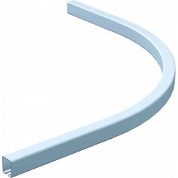 Rail courbe tubulaire...