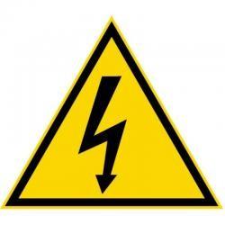 Triangle d'avertissement de...