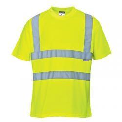 T-shirt de haute visibilité...