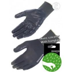 Gant polyamide enduction...