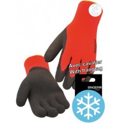Gant acrylique spécial...