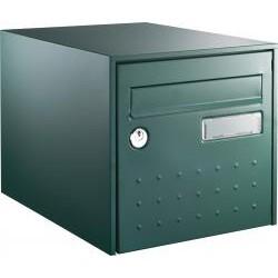Boîte aux lettres vert...