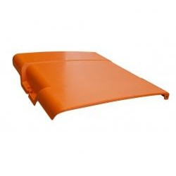 Capot orange pour station...