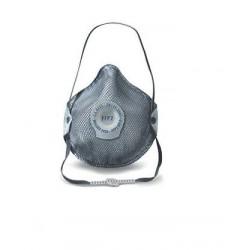Masque anti-poussière et...