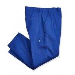 Pantalon de travail bleu...