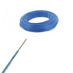 Fil ho7-vu bleu de 4 m/m