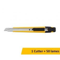 """Cutter OLFA """"A-1"""" de 9 m/m"""