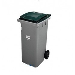 Container 2 roues 240l gris...