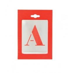 Alphabet Capital zinc de 40...